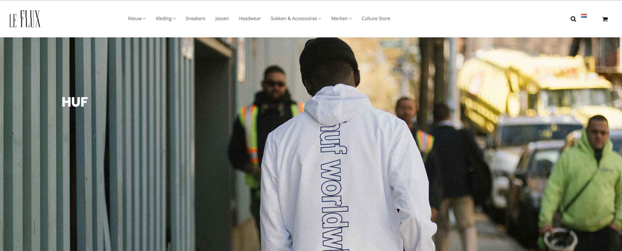 Le Flux Culture Store Streetwear Webshop Online